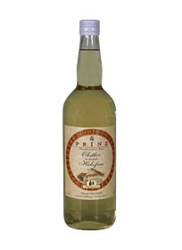 Schnapps from the large wooden barrels 40.0% vol
